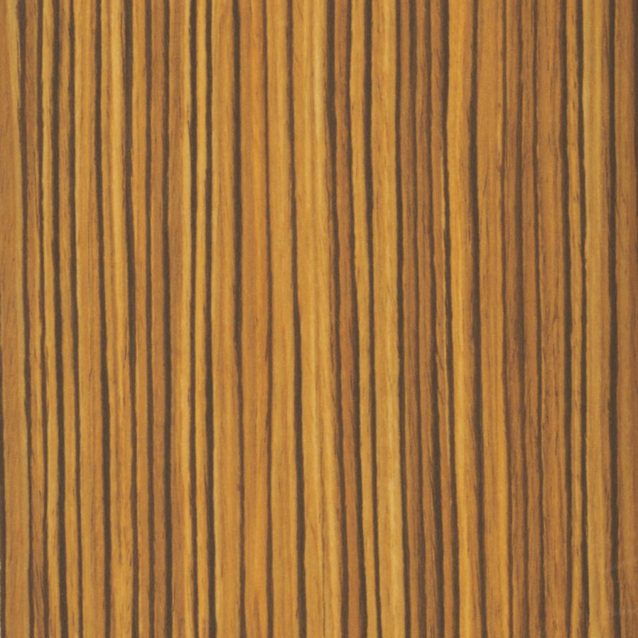 Placage de bois Zebrano naturel