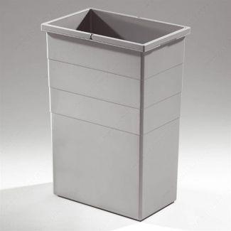 Bac pour poubelle Euro Cargo 30 litres