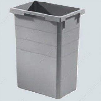 Bac pour poubelle Euro Cargo 38 litres