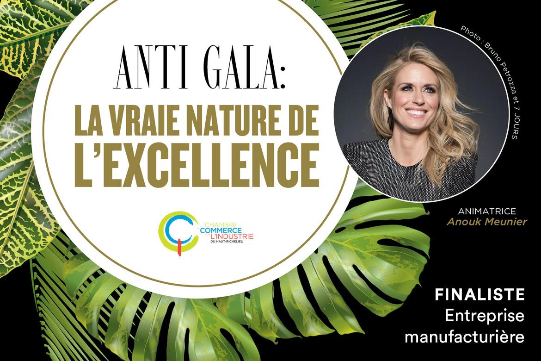 CCIHR Anti-Gala 2021: La vraie nature de l'excellence