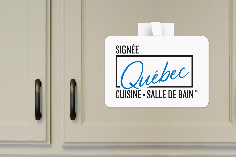 Signée Québec – Cuisine ■ Salle de bain