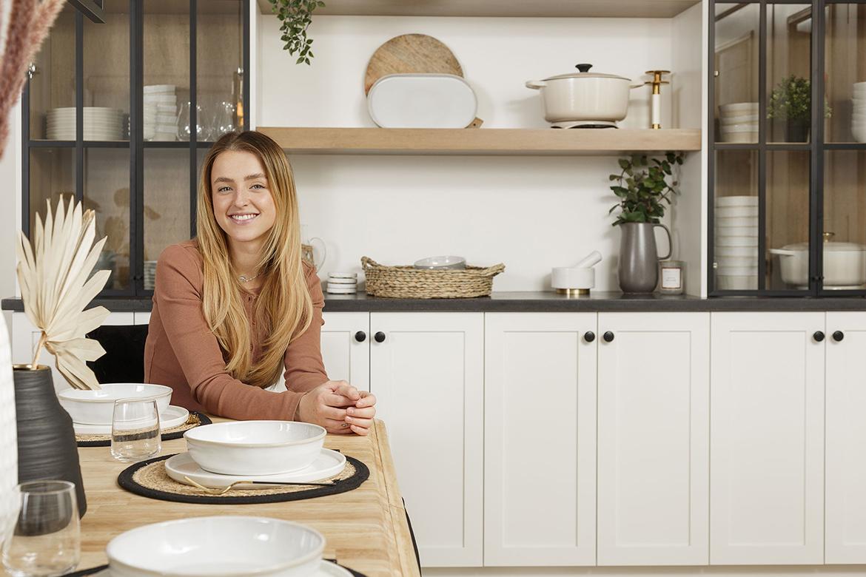 Tout savoir sur la cuisine d'Alicia Moffet