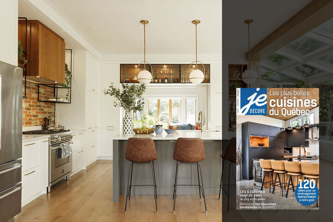 Top 3: The most beautiful kitchen in Quebec 2021
